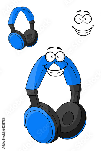 Set of headphones or earphones