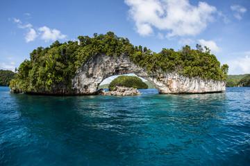Limestone Arch 1