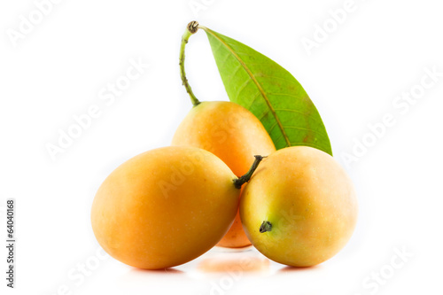 sweet Marian plum thai fruit