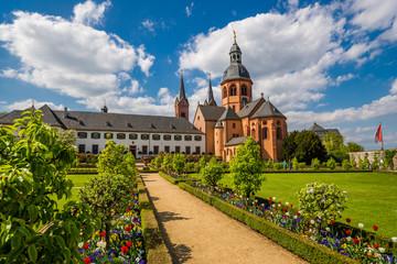 Klostergarten, Kloster Seligenstadt