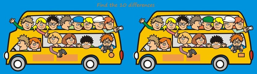 yellow bus-10 differences