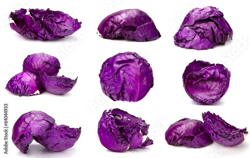 purple cabbage collection