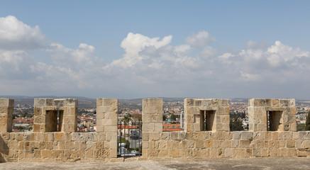 Château de Kolossi et paysage
