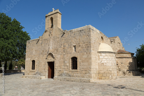 Eglise de Kitty à Chypre