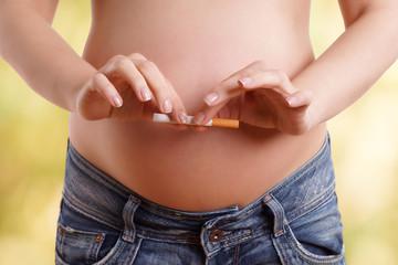 Schwangerschaft Rauchen