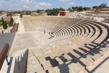 Théâtre antique à Chypre