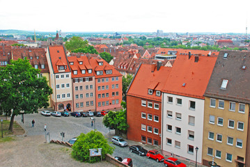 Old Town, Nurnberg City