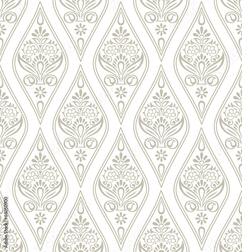 Damask Royal Wallpaper