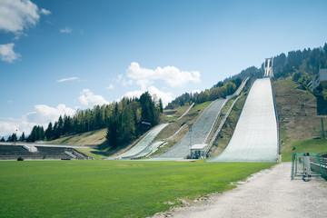 ski-jump Garmisch-Partenkirchen