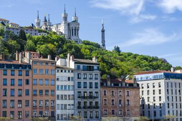 Lyon, Saint Jean, france,