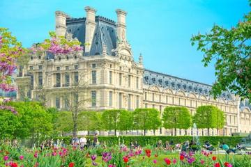 Palais du Louvre et Jardin des Tuileries à Paris