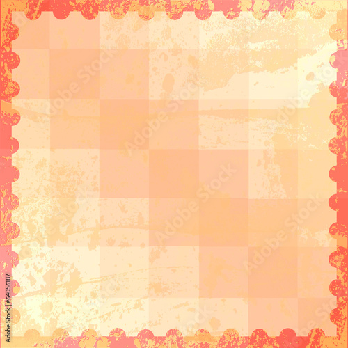 Orange abstract background1