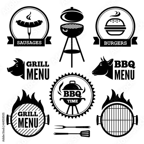 Grill and BBQ1 - 64058505