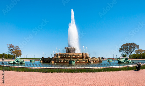 Buckingham Memorial Fountain, Chicago