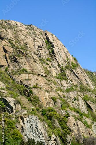 Falesie di Arnad - Valle d'Aosta