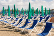 canvas print picture - Spiaggia