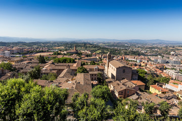 old town of Perugia, Umbria, Italy