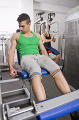 Quadriceps exercise
