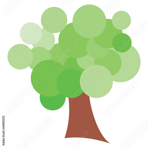 The Green Funky CloudTree