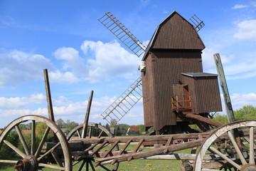 An der Dennewitzer Mühle im Fläming
