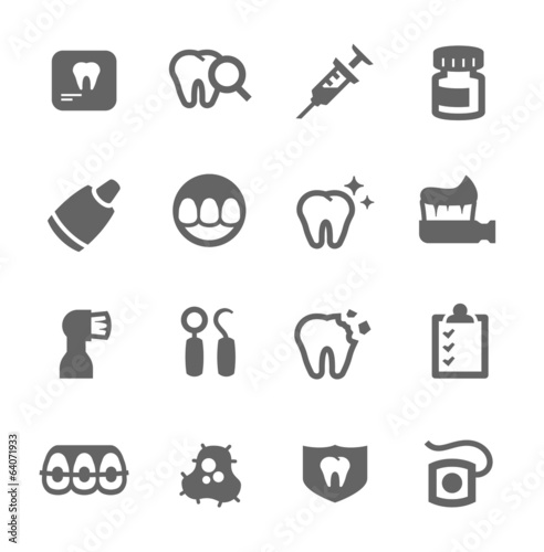 Dental Icons