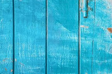 Blue Door Background