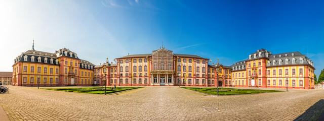 Schloss Bruchsal 180° Panorama