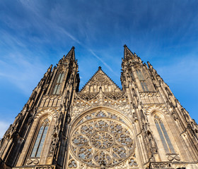 St. Vitus Catherdal, Prague