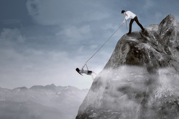 Business support to overcome adversity