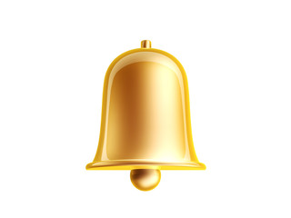 gold bell symbol