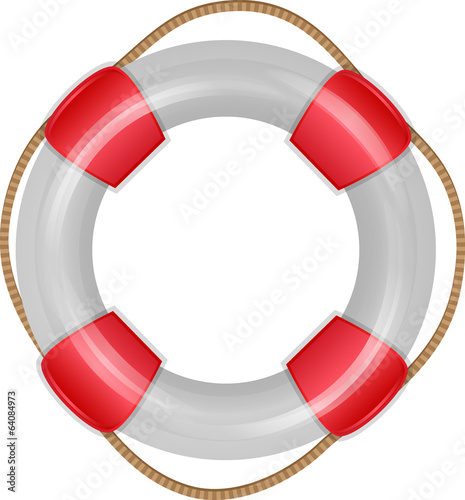 Lifesaver icon.