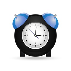 Set of common alarm clock