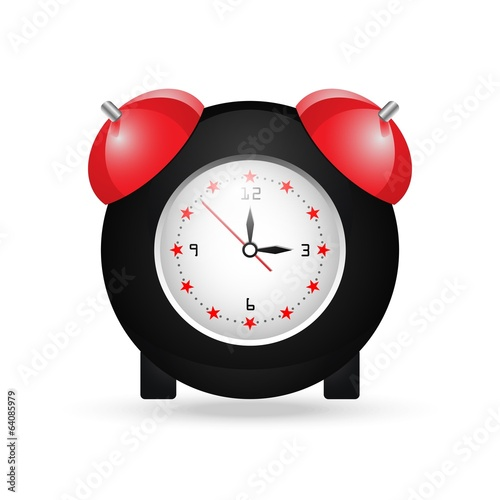 Set of common alarm clock