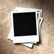 polaroid style photo frame