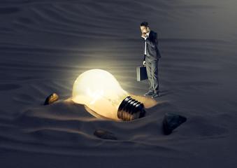 Creativity and ideas concept