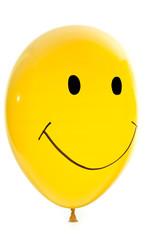 Luftballon, glücklich