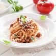 vegetarische Bolognese III - 64092163