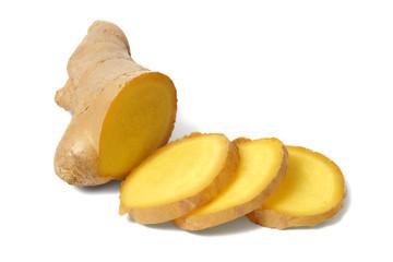 Ginger slices