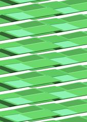 yeşil renkli desen