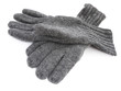 Leinwanddruck Bild - Wollhandschuhe