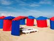 Sonnenschutz in Deauville