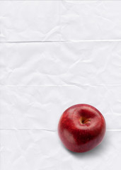 apple paper background