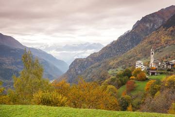 Soglio - Val Bregaglia - Svizzera