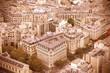 Paris streets - cross processed retro color tone
