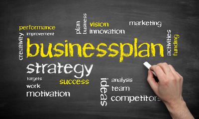 Businessplan Concept