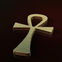 Anch - AnK Symbol 3d R