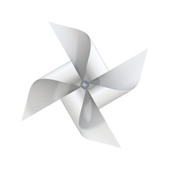 paper windmill toy