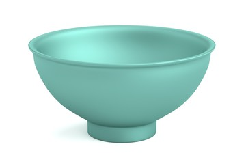 realistic 3d render of tea bowl