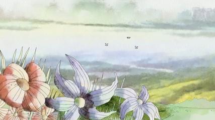 Watercolor Animation