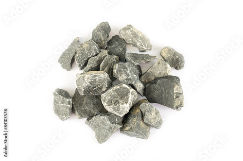 pebble stones isolate